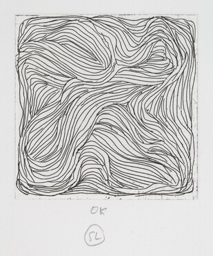 Eight Small Etchings/Black & White No. 6