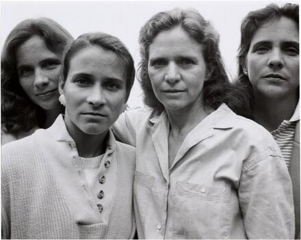 The Brown Sisters, Chattam, Massachusetts