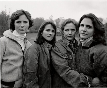The Brown Sisters, Woodstock, Vermont