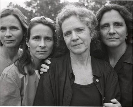 The Brown Sisters, Brookline, Massachusetts