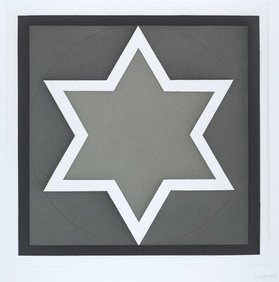 Stars-Light Center: 6 Point