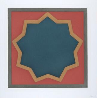 Stars-Blue Center: 9 point