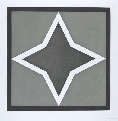 Stars-Dark Center: 4 Point