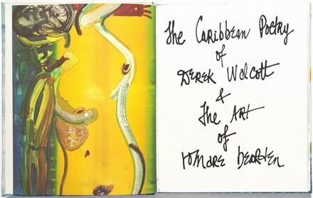 The Caribbean Poetry of Derek Walcott and the Art of Romare Bearden