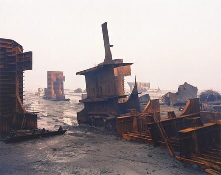 Shipbreaking #10, Chittagong, Bangladesh