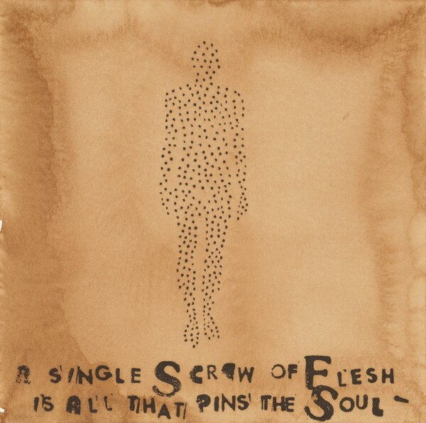 A Single Screw of Flesh is all that Pins the Soul