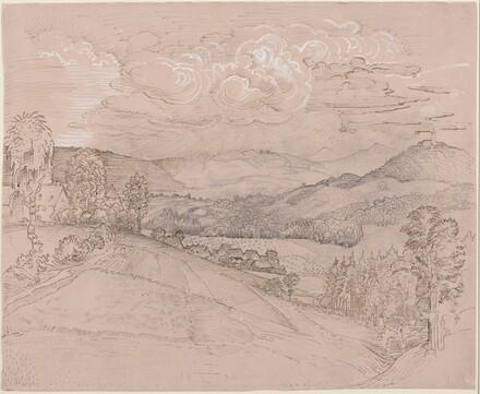 Sächsische Landschaft (Saxon Landscape)