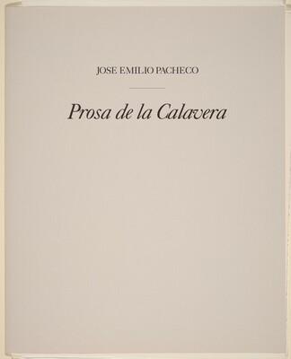 Prosa de la Calavera