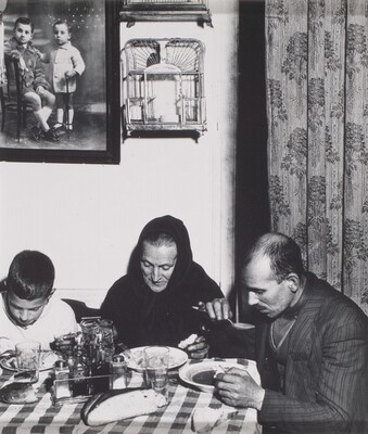 Untitled (Family Meal)