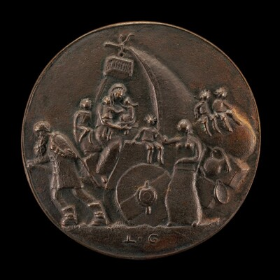 Refugee Family [obverse]
