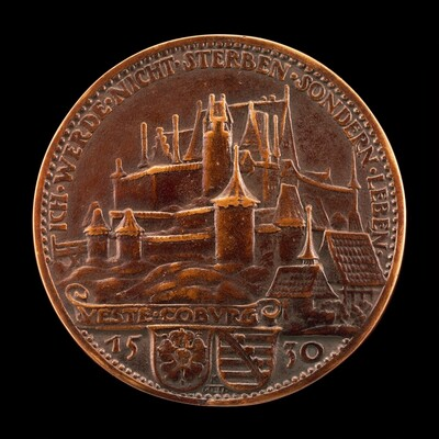 The Citadel of Coburg [reverse]