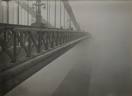 Untitled (Bridge and Fog)
