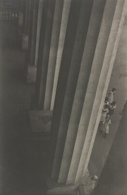 Columns of the Museum of the Revolution