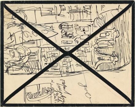 Landscape on Envelope