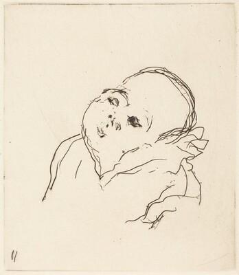 Birth Announcement for Françoise Floury