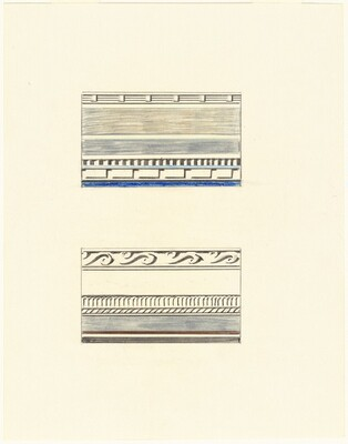 Studies for Entablature