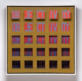 Sol LeWitt, Objectivity, 19621962