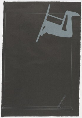 Watchman [1/2 trial proof on black paper]