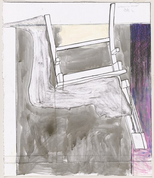 Leg and Chair