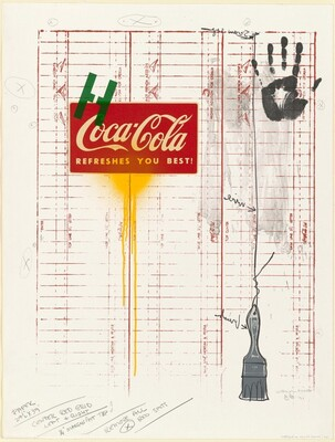 Untitled (Coca-Cola) [working proof 2]