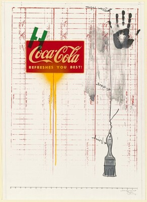 Untitled (Coca-Cola) [working proof 1]