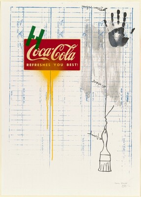 Untitled (Coca-Cola) [trial proof]