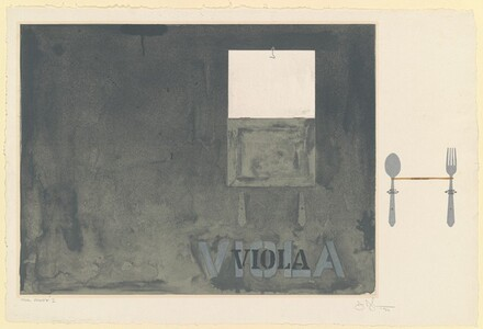 Viola [trial proof I]