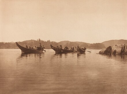 In Kwakiutl Waters [Plate 340]