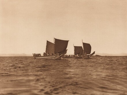 Sailing - Qágyuhl [Plate 356]