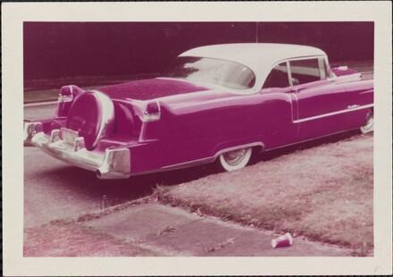 Mary Girow's Cadillac