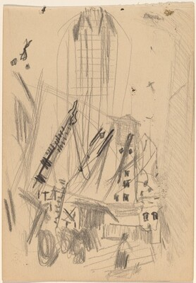 Untitled (Buildings in Construction)
