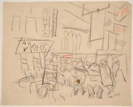 Street Scene, NYC