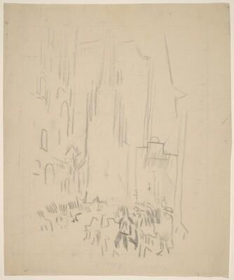 N.Y.C. Street Scene