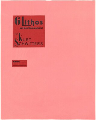 Merz 3 [Title Page]