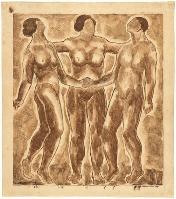 Three Nudes