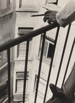 Auf dem Balkon (On the Balcony)
