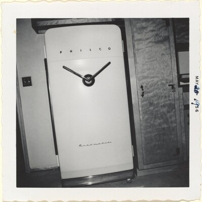 Untitled (Refrigerator)