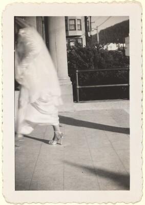 Untitled (Blurred bride)