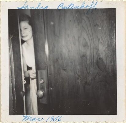 Sandra Butenhoff Mar. 1956