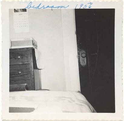 Bedroom 1956