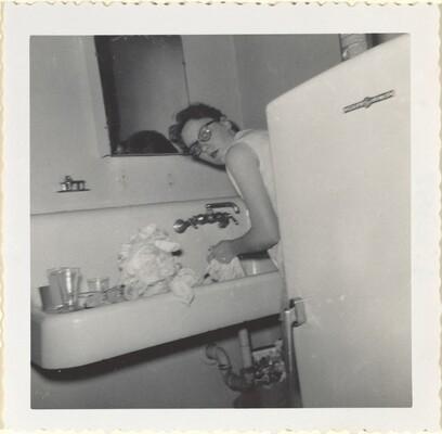 Dorie July '56
