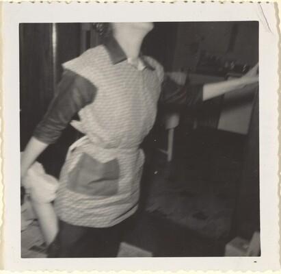 Me, April 1957