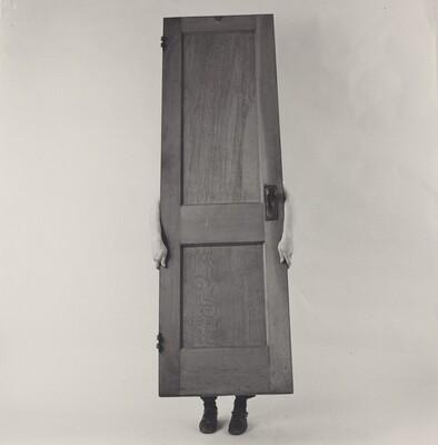 body object series #12, door