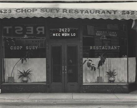 Untitled (Chop Suey)