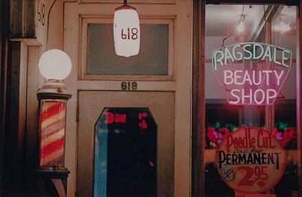 Ragsdale Beauty Shop/Poodle Cut, Detroit