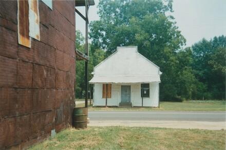 Warehouse Wall and Store, Newbern, Alabama