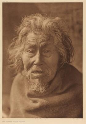 The Oldest Man of Nootka