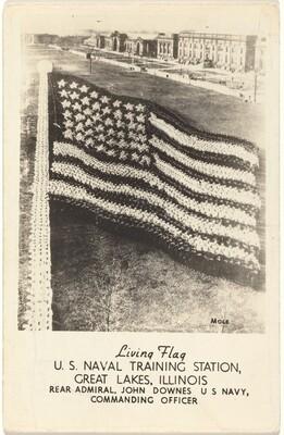 A Living Flag