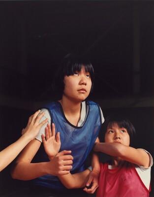 Yuka Koishihara and Eri Kobayashi
