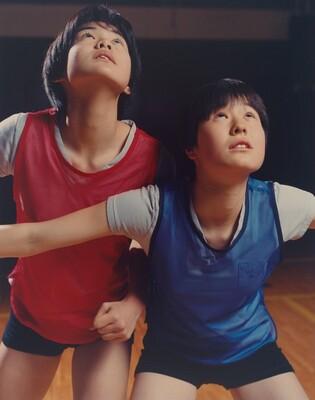 Chinatsu Narui and Hitomi Shibazaki
